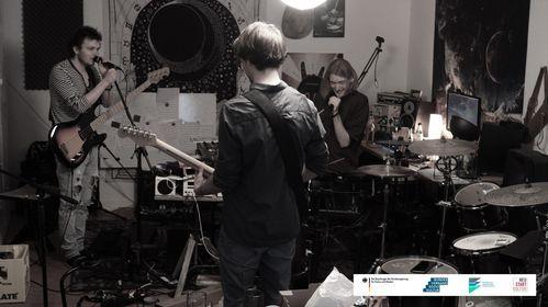 Livekonzert: Fragile Elephant