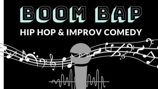 Boom Bap: Hip Hop & Improv Comedy