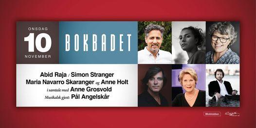 Bokbadet: Raja \/ Stranger \/ Skaranger i samtale med Anne Grosvold \/\/ Rockefeller