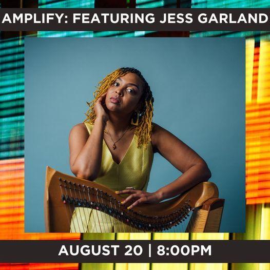 AMOC Presents: Amplify featuring Jess Garland
