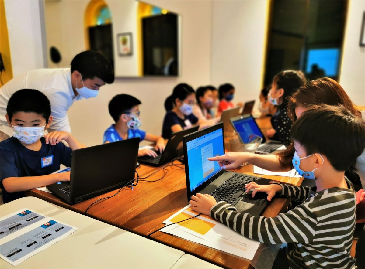 Scratch Coding Trial Class for Kids - Sep 2021