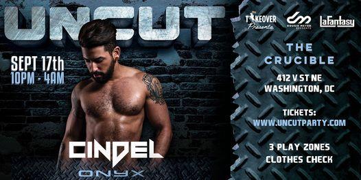 UNCUT Party with DJs Cindel & Onyx