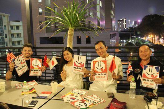 BlaBla Language Exchange ! Saigon \/ HCMC
