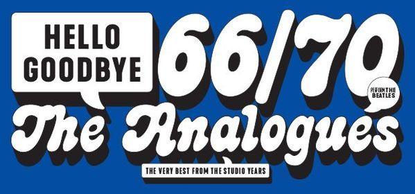 The Analogues - The Very Best from the Studio Years \/ Ziggo Dome