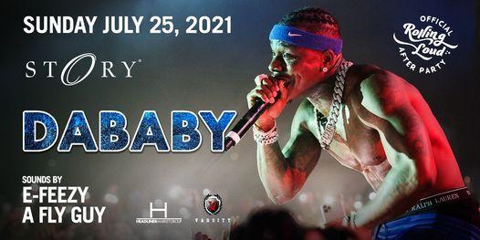 DaBaby - Sun. July 25th