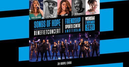 Songs of Hope Benefiet Concert