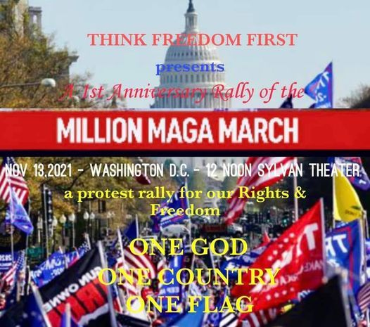Think Freedom First Rally