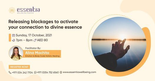 Meditation: Releasing blockages to activate your connection