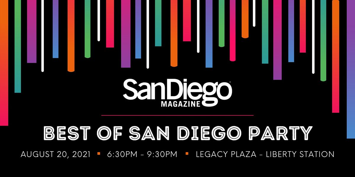 Best of San Diego Party