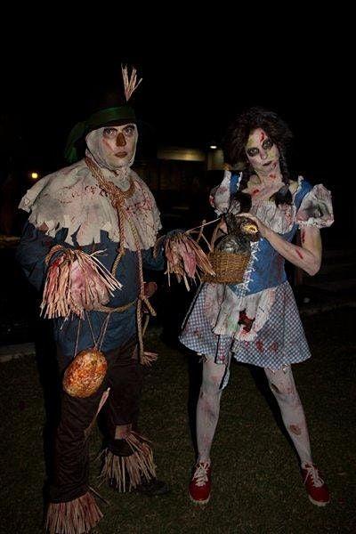 Halloween Spirit Stroll