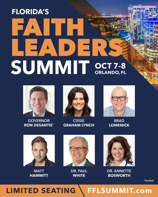 Faith Leaders Summitt