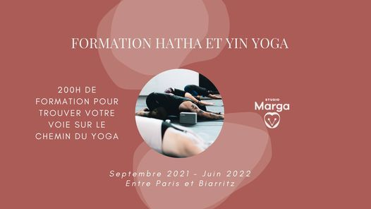 Formation 200H Hatha et Yin Yoga