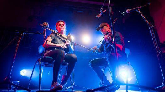 Br\u00ecghde Chaimbeul & Aidan O'Rourke (at Bristol Folk House)