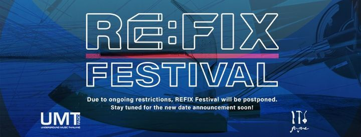 RE:FIX Festival Bangkok