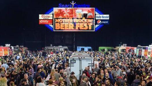 Mother Truckin\u2019 Booze Fest - (Limited COMP Tickets)