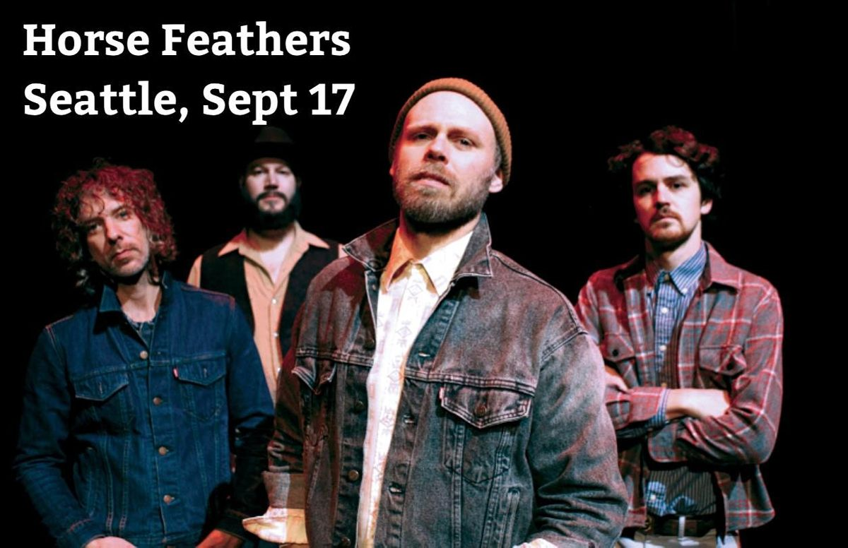 Horse Feathers with special guest Rosy Nolan and Victoria Fragoso