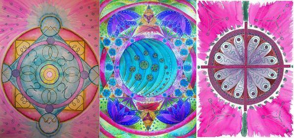 Mandala Therapy Workshop
