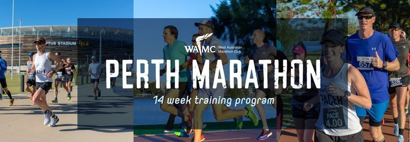 Perth Marathon Training Progam