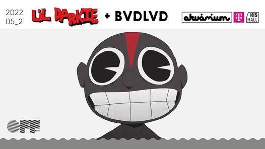 Lil Darkie + BVDLVD - Akv\u00e1rium Klub
