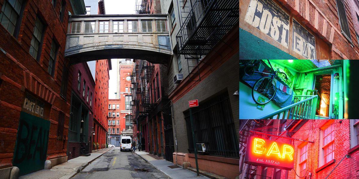 Exploring the Secrets of TriBeCa: Lofts, Artists, & Alleyways
