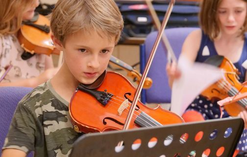 Young Strings Summer School