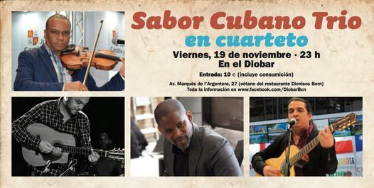 Sabor Cubano Tr\u00edo