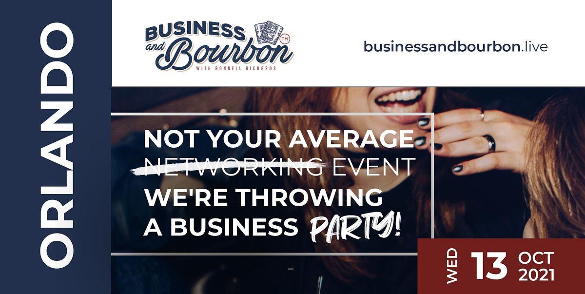Business and Bourbon Southeast Tour (Orlando)