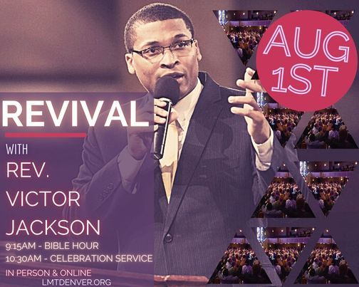 Revival with Rev. Victor Jackson