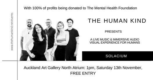 The Human Kind presents Solacium