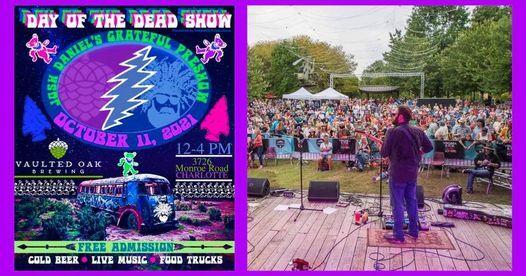 Dead & Co. Pre-Party - Josh Daniel - Vaulted Oak Brewing