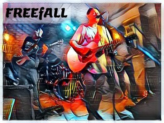 Freefall Live at the The Swan, Thornbury