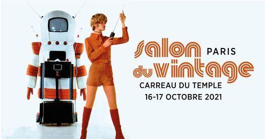 Salon du Vintage de Paris 2021