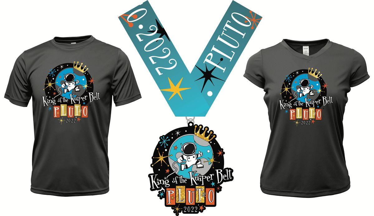 Save 40%! PLUTO: King of the Kuiper Belt  - Run and Walk Challenge!