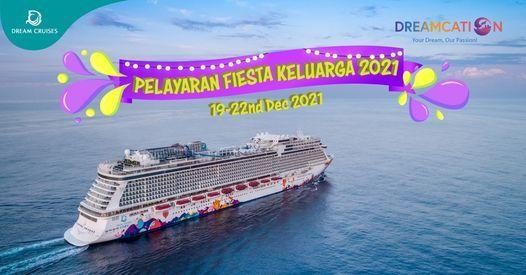 Pelayaran Fiesta Keluarga 2021