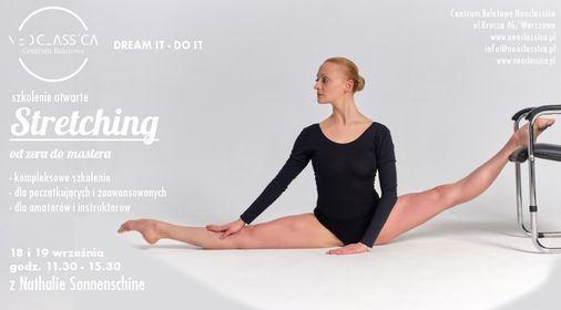 STRETCHING - od zera do mastera - szkolenie otwarte
