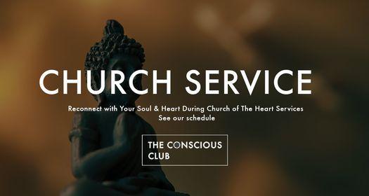 Church of The Heart \u0e51 Church Service