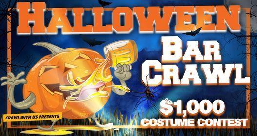 The 4th Annual Halloween Bar Crawl - Charlotte