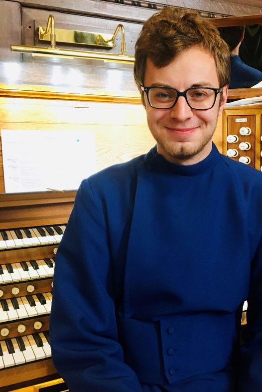 FREE Summer Organ Recital with Ashley Wagner, Assistant Head of Music at Birmingham Cathedral