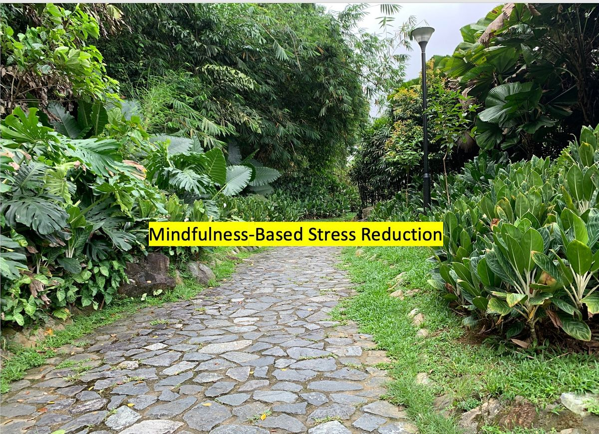 CANCELLED Mindfulness-Based Stress Reduction Course starts Oct 20 Online