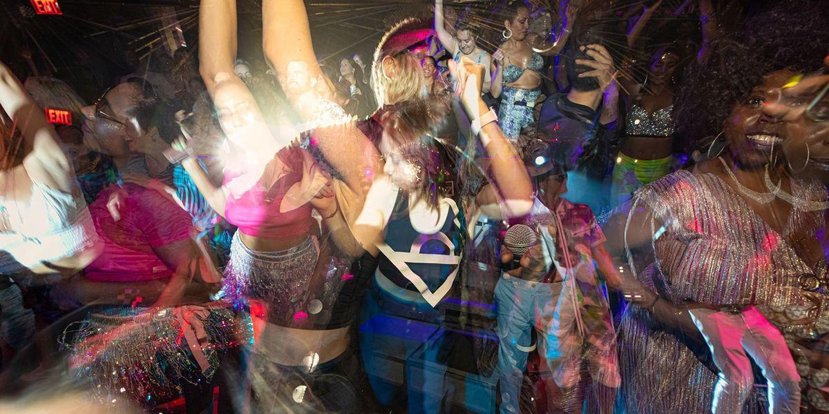 DAYBREAKER NYC \/\/ Joy Generation Release Party