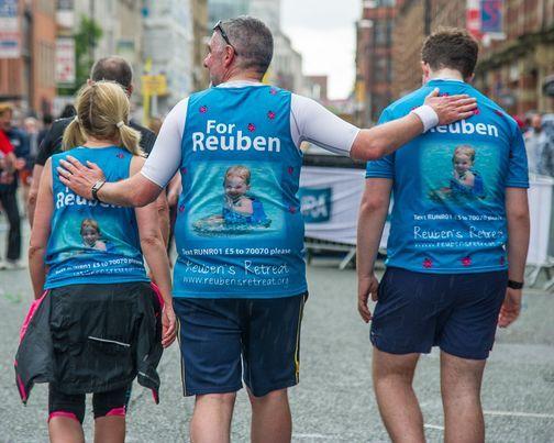 Reuben's At Great Manchester Run 2021