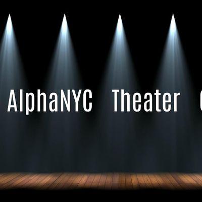 The AlphaNYC Theater Company