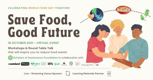 Save Food, Good Future - Let's Celebrate World Food Day!