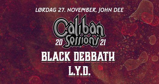 Caliban Sessions 2021 \/\/ John Dee