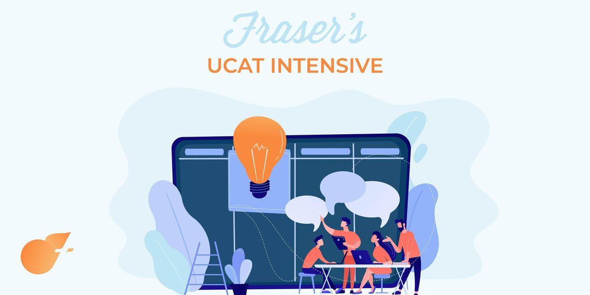 UCAT Intensive (2.5 hour workshop)   SA