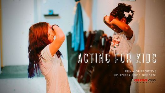 Acting for Kids   Thursday Evenings