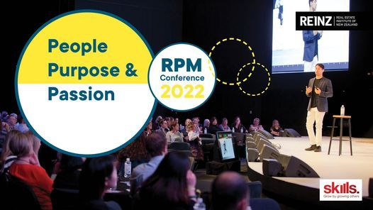People, Purpose & Passion: REINZ RPM Conference 2021