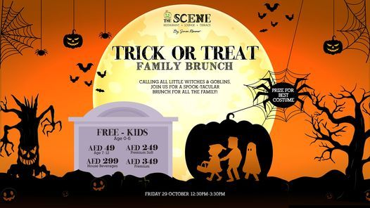 Trick or Treat Family Brunch