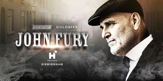 John Fury 'The Truth' Birmingham