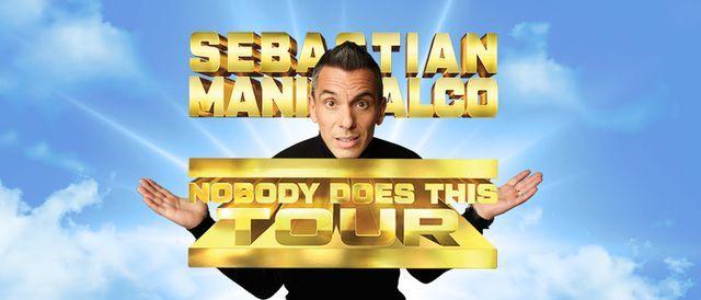 Sebastian Maniscalco: Nobody Does This Tour (7:00pm show)